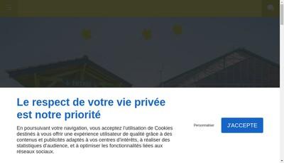 Site internet de Jardinerie Baratet