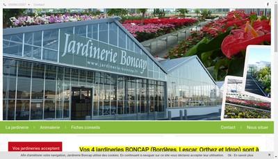 Site internet de Boncap Energie