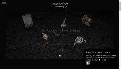 Site internet de Jarnage