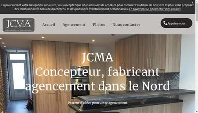 Site internet de Jcma