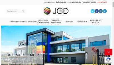 Site internet de Jcd Communication
