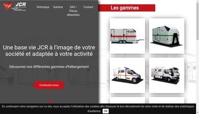 Site internet de Jcr Constructeur