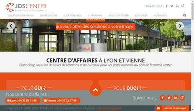 Site internet de Inserv-les Jardinsdelasaulaie