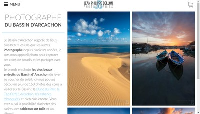 Site internet de Jean-Philippe Bellon