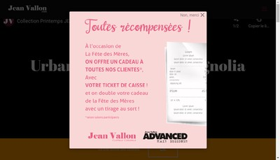 Site internet de Jean Vallon