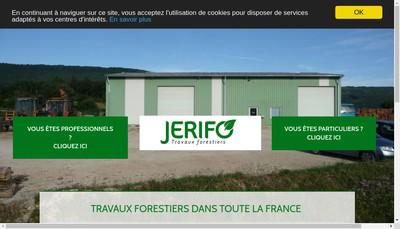 Site internet de Jerifo