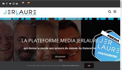 Site internet de Jerlaure
