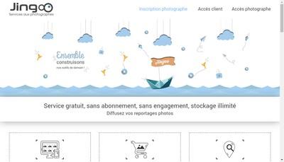 Site internet de Image Libre Studio