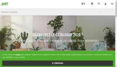 Site internet de La Compagnie - la Compagnie de Location de Mobilier