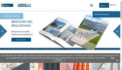 Site internet de Joris Ide Atlantique