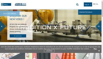 Site internet de Joris Ide Auvergne - Sud Est