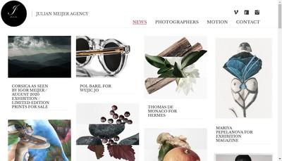 Site internet de Julian Meijer et Associes