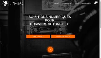 Site internet de Jymeo