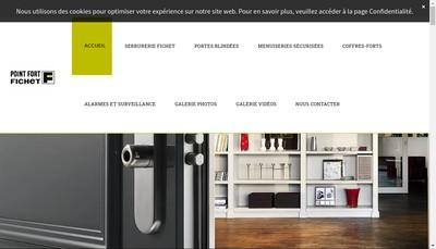 Site internet de Jz Securite