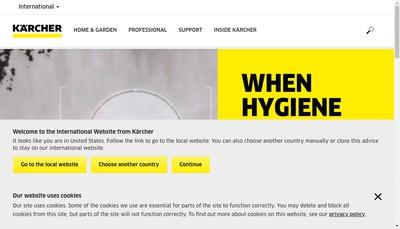 Site internet de Socofren