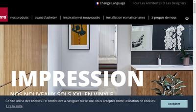 Site internet de Kahrs France