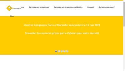 Site internet de Kangourou
