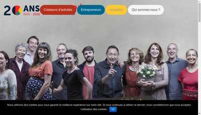 Site internet de Kanope