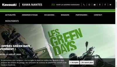 Site internet de Ze Bike