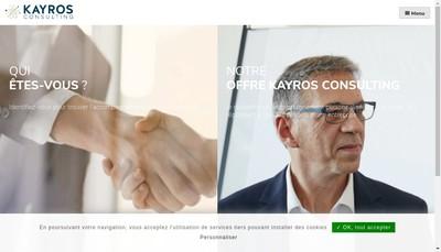 Site internet de Acceleration Commerciale - les Spec