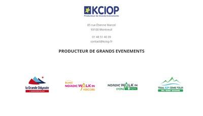 Site internet de Kciop