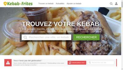 Site internet de Best Kebab