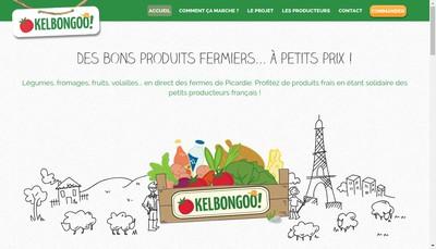 Site internet de Kelbongoo