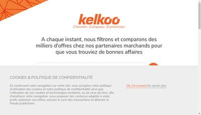 Site internet de Kelbest Kelkoopro Kelkoo-Pro