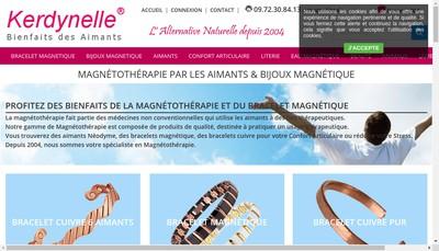 Site internet de Kerdynelle