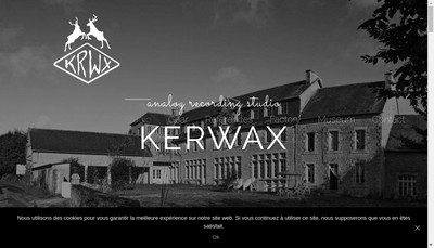 Site internet de Pwc Studios