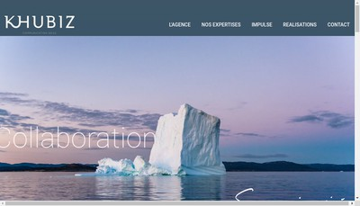 Site internet de Khubiz