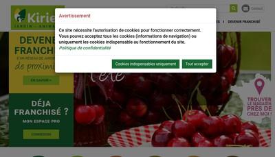 Site internet de La Graineterie d'Aumale