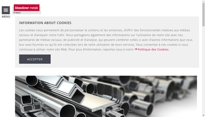 Site internet de Kdi Finance SAS