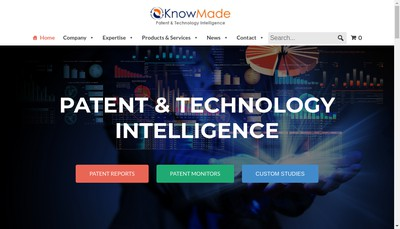 Site internet de Knowmade