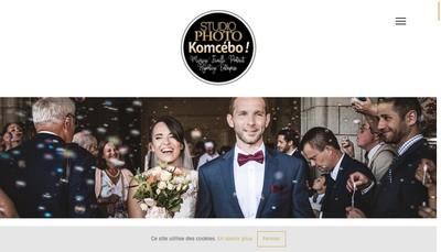 Site internet de Komcebo