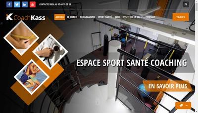 Site internet de Kasportsante