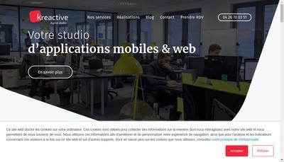 Site internet de Digischool Group