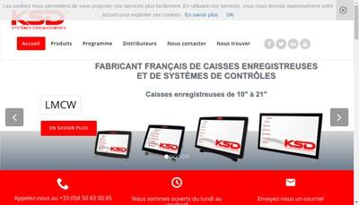 Site internet de Ksd Fr-Ksd