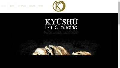 Site internet de SAS Kyushu