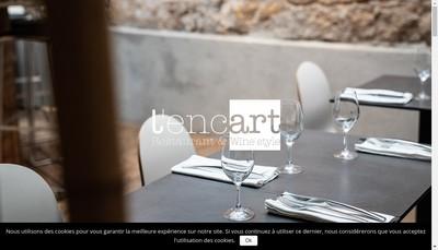 Site internet de L'Encart