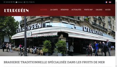 Site internet de Le Grand Bistrot