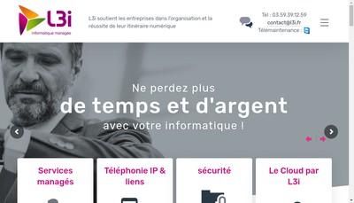 Site internet de L3I