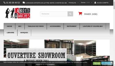 Site internet de Gulux Com
