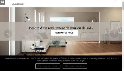 Site internet de La Carlerie