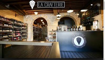 Site internet de La Crafterie