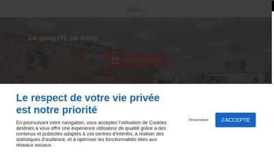 Site internet de La Ferme du Lauragais