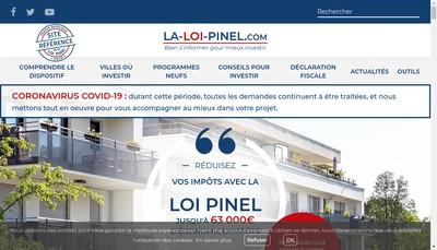 Site internet de Cap Bricolage