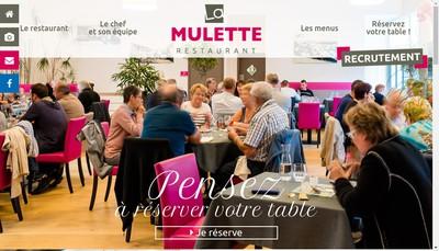 Site internet de La Mulette
