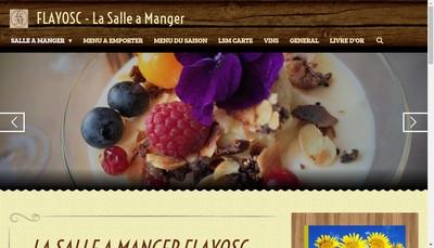 Site internet de La Salle a Manger