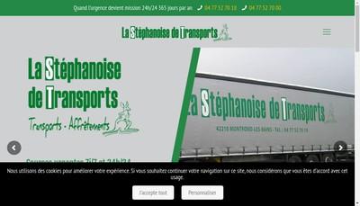 Site internet de Taxi Montrond-Chrono-Livraison